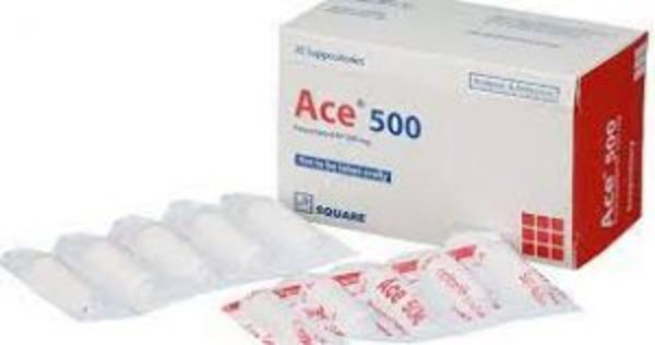 Ace500-suppository